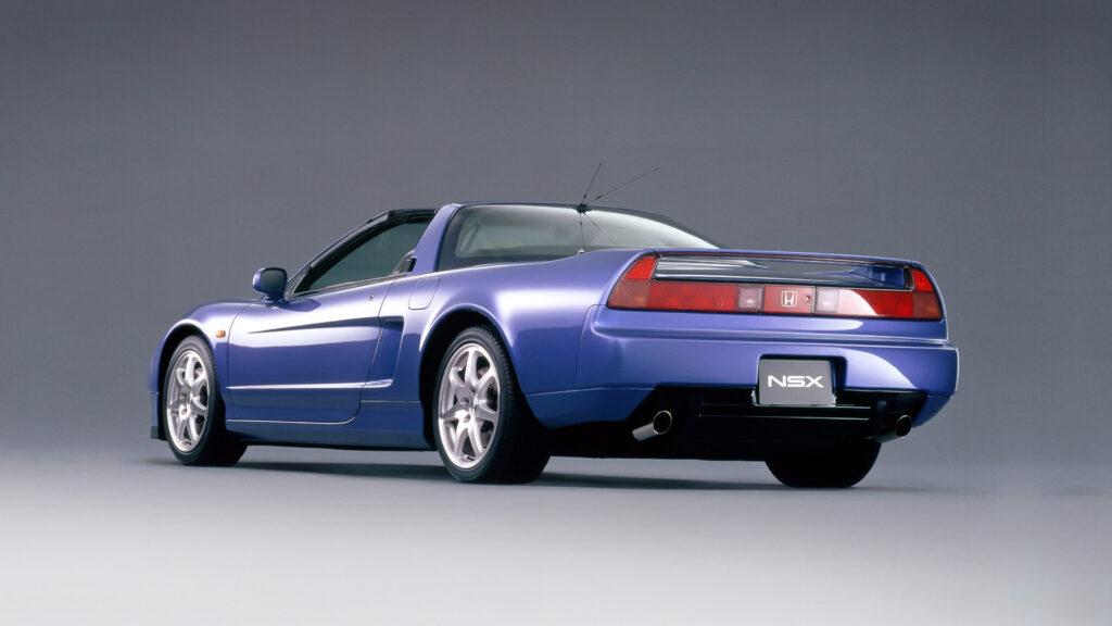 1995 Honda NSX-T - Amazing JDM Cars